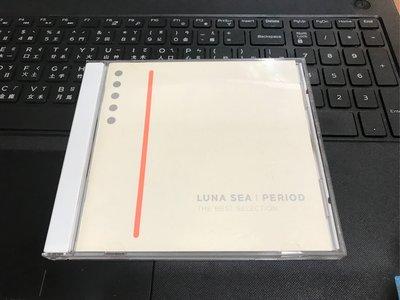 LUNA SEA 月之海/終幕精選PERIOD THE BEST SELECTION 裡面收錄精典歌曲I FOR YOU 音樂CD