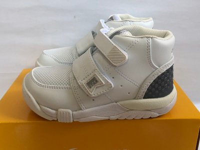 《日本Moonstar》低筒護踝款矯正機能款─中童段(白)C21401