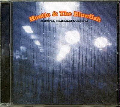 【黑妹音樂盒】Sealed, Smothered HOOTIE & THE BLOWFISH and covered--二手CD