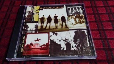 R西洋團(二手CD)HOOTIE & BLOWFISH~cracked rear view~有ifpi~