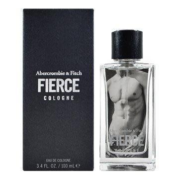 Abercrombie A&F Fierce 肌肉男 男性古龍水  100ml【小7美妝】