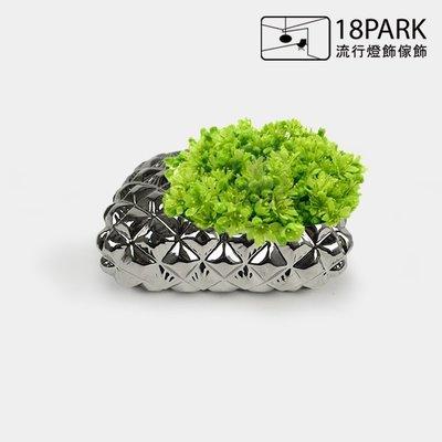 【18 Park 】簡約精緻 Eccentric [ 偏心花器 ]