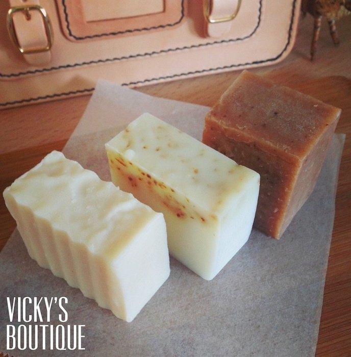 純手工製天然保養 COG嫩薑肉桂滋養潤膚皂 下單後製作
