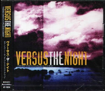 K - Versus the Night - There Is No Such Place As  - 日版 - NEW