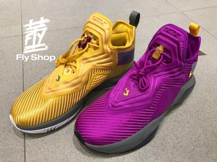 [飛董] NIKE LEBRON SOLDIER 14 士兵 鴛鴦 湖人隊 籃球鞋 CK6047 500 紫黃
