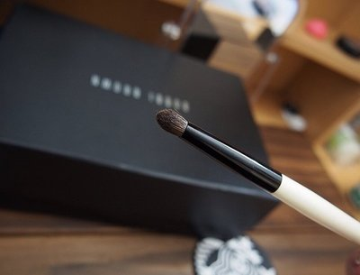 清水推薦 全新現貨 芭比布朗BOBBI BROWN錐形暈染刷Smudge融合色彩,毛頭強而有力,量飽厚實。原價1000