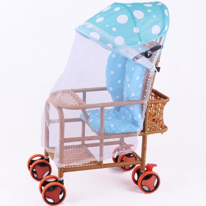 嬰兒推車 小孩寶寶竹藤推車輕便兒童嬰兒仿藤編竹編藤編藤椅小推車夏天童車