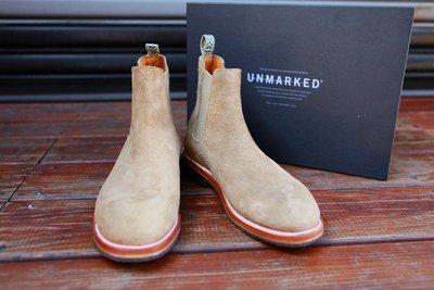 UNMARKED Chelsea Boots 20新版 雀兒喜 靴 麂皮 沙色 男 全新 現貨 墨西哥 真皮 固特異