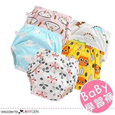 HH婦幼館 卡通圖案六層紗布寶寶學習褲 尿布 內褲【2F074M553】