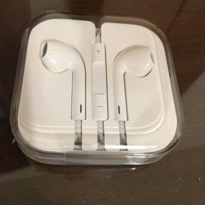 全新未拆封 iphone 6S 原廠耳機 ~ 買手機內附用不到另售~保證原廠貨只有一個