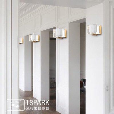 【18Park 】時尚設計 Positive wall light [ 正點壁燈 ]