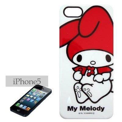 尼德斯Nydus~* 日本正版 Melody 美樂蒂 硬殼 手機殼 iphone 5 5S 專用 三麗鷗授權