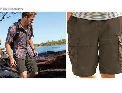 德國戶外運動用品大牌TCM 速乾材質 防潑水 多口袋工作褲A&F風格 OUTLET特價商品