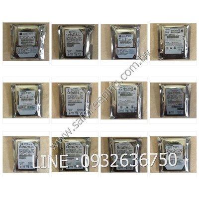 Hitachi Seagate WD 80 120 160 250 320 500 2.5吋 3.5吋 ide 硬碟 台北市