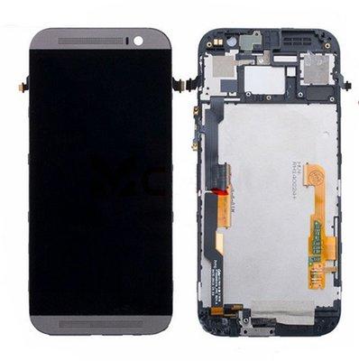 【台北維修】HTC M8 LCD 液晶螢幕 含前框 維修價格1800元 全台最低價^^