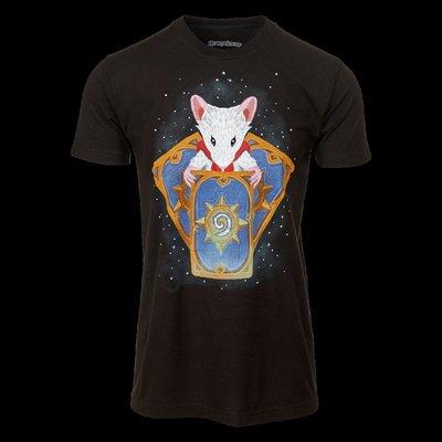 【丹】暴雪商城_Hearthstone Sarge Hot Topic Fan Art Shirt 爐石戰記 T恤
