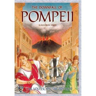 大安殿實體店面 送牌套 The Downfall of Pompeii 龐貝城的殞落 新版 正版益智桌上遊戲