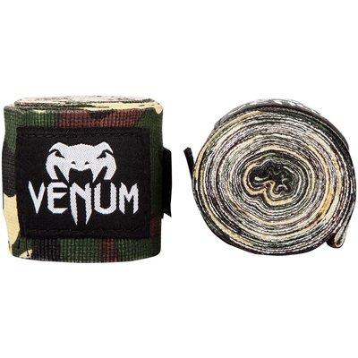 [古川小夫] 4M VENUM 拳擊手綁帶 GYM BodyCombat手綁帶~UFC眼鏡蛇拳擊手綁 - 迷彩