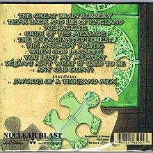 [鑫隆音樂]西洋CD-SKYCLAD:FOLKEMON [727361650223] 全新/免競標