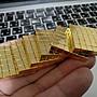 @萬磁王@強力磁鐵機器人-方形5x5x5mm-金色銀色雙規格