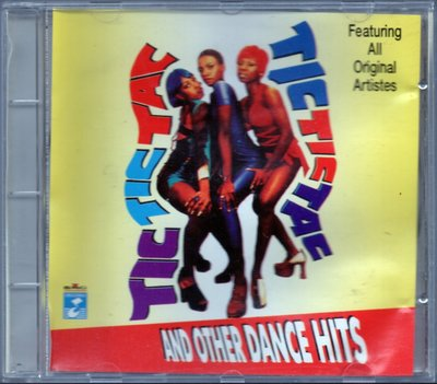 【影音收藏館】BMG 1997 TIC TIC TAC【AND OTHER DANCE】西洋舞曲CD 九成新 新北市