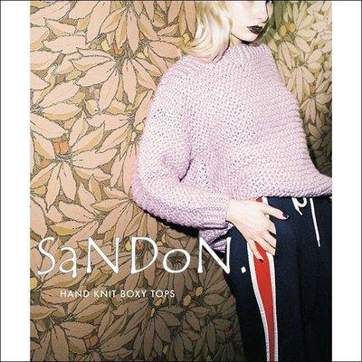SaNDoN x『MOUSSY』秋冬新品 手工編織厚實亮色羊毛毛衣 SLY SNIDEL 171219