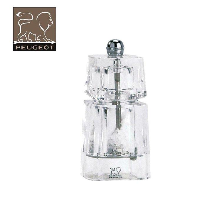法國  Peugeot Chaumont 11cm  鹽研磨罐  研磨罐  香料罐