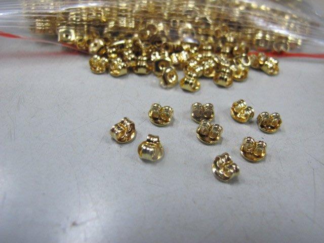 二手舖 NO.4564 不鏽鋼 不銹鋼 耳針式 耳環扣 耳扣 DIY 100元/100個 全新