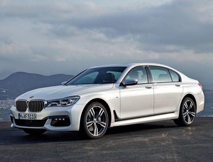 【樂駒】BMW 原廠 M Sport G11 G12  7er 大七 改裝 外觀 升級 套件 大包 精品 空力 系統