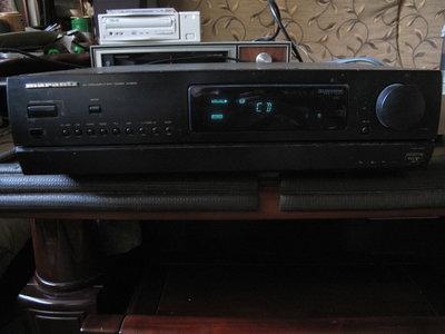 MARANTZ AV600收音/前級擴大機(AV PREAMPLIFIER/TUNER)