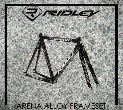 [Spun Shop] Ridley Arena Alloy Frameset 場地車架組