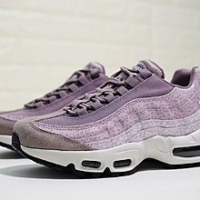 "big sale cca98 82ad1 Nike Air Max 95 PRM Purple Smoke""石頭紋漸變粉紫""復古百"