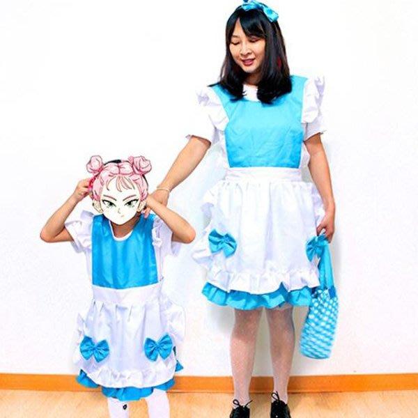 艾莉絲仙境 兒童圍裙【JI2344】《Jami Honey》
