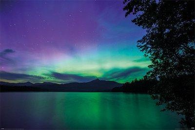 海報專賣店 英國進口海報 PP34435( 進口海報 極光 BBC Earth (Northern Lights))