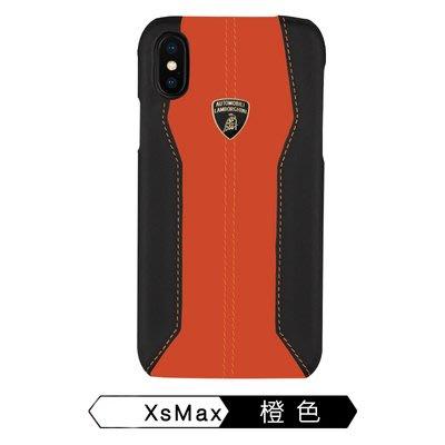 藍寶堅尼Lamborghini 授權iPhone XS MAX 頂級真皮手機殼DUCATI法拉利