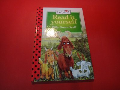 【愛悅二手書坊 22-24】Read it Yourself:Billy Goats Gruff