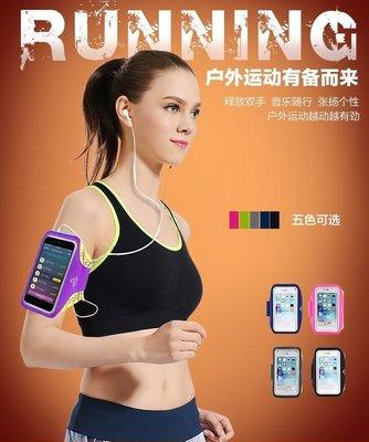 【露西小舖】Pelliot透氣防潑水可觸控手臂包運動包跑步手機臂包蘋果7S手機臂套健身手臂包路跑包(適5.5寸以下手機)