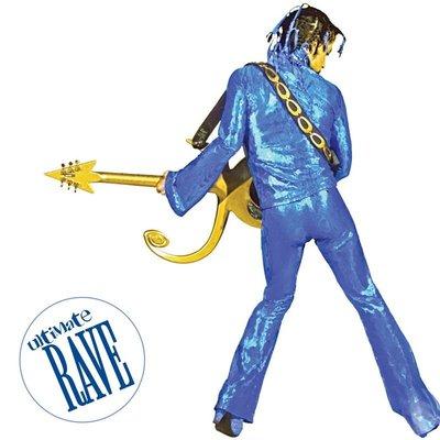 歡樂世界 終極豪華版 Ultimate Rave 2CD + 1DVD / 王子 Prince ---190759254