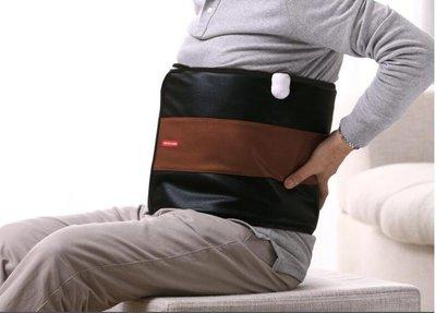 紅吉花腰部按摩器家用腰疼腰椎腰間盤多功...