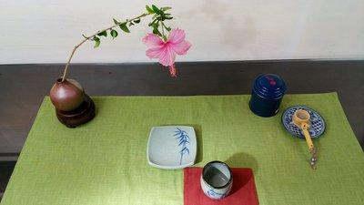 陳永皓先生--個人青花茶席分享