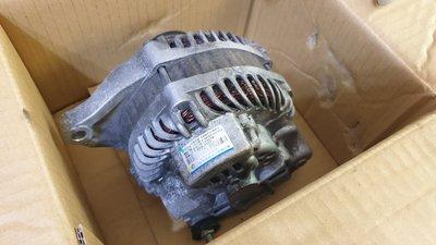 免運費~ 正原廠三菱 二代 2012年 Outlander 2.4  ( 08~13 適用 ) 發電機 拆下零件