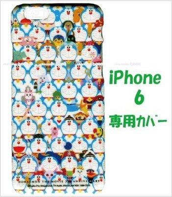 尼德斯Nydus~* 日本正版 哆啦a夢 電影版35週年紀念 小叮噹 手機殼 硬殼 4.7吋 iPhone 6 限定款