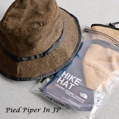 Pied Piper日本代購 CJ004 THE NORTH FACE摺疊藤編遮陽帽