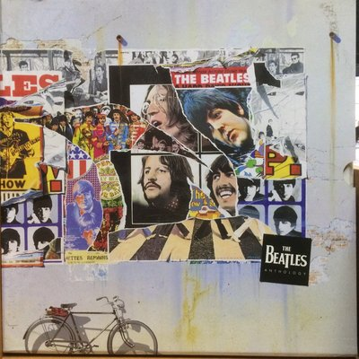 LD 鐳射影碟 The Beatles Anthology 8 LD Box Set (Made In Japan) (US) 全新未拆 (100% Brand