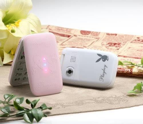 ☆手機寶藏點☆盒裝PLAYBOY P100 展示機 全配 雙卡雙待 折疊 晶鑽 粉餅機 小巧美型功能正常