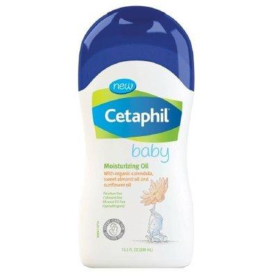 【蘇菲的美國小舖】美國Cetaphil 舒特膚 嬰幼兒 金盞花潤膚油 (低敏) 399ml 特價
