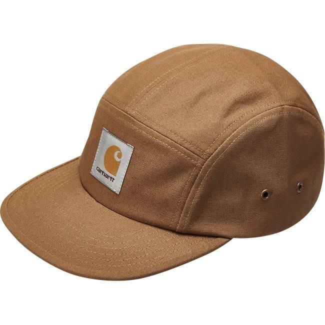 【紐約范特西】現貨 Carhartt WIP Backley Cap Black I016607 卡其 五分割帽