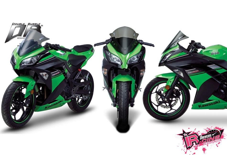 ♚賽車手的試衣間♚ Zero Gravity® Kawasaki Ninja 300 250R 13-19 DB款 風鏡