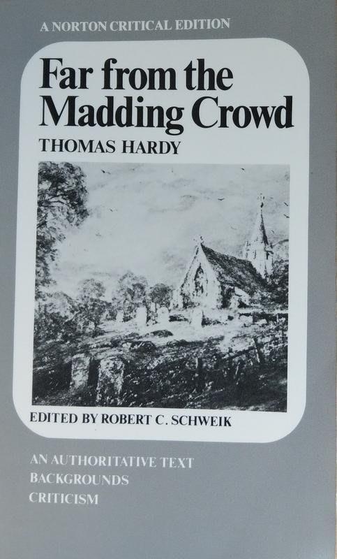原文書:Far from the Madding Crowd(Norton Critical Editions)遠離塵囂