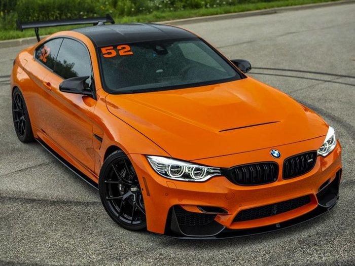 【樂駒】RKP BMW F8X M3 M4 GT4 Carbon Brake Cooling Duct Set 導風